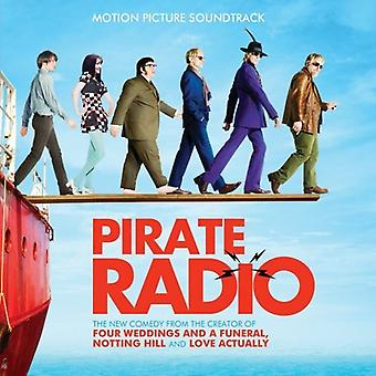 Various Artists - Pirate Radio [CD] USA import