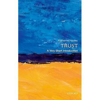 الثقة--مقدمة قصيرة جداً من كاثرين هاولي-9780199697342