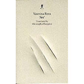 كتاب الفن (الرئيسي) برضا ياسمينة-كريستوفر هامبتون--9780571190140