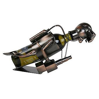 Wijnfleshouder Duiker