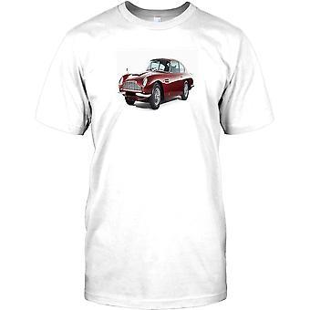 Aston Martin DB5 Design - Awesome brittiska veteranbil Mens T Shirt