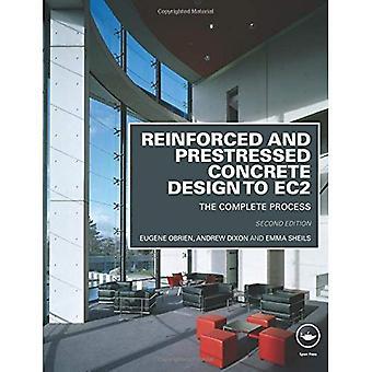 Projeto de concreto armado e protendido para Ec2