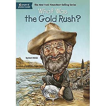 Quelle a été la ruée vers l'or?