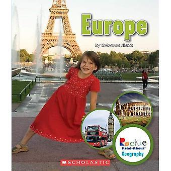 Europa (Rookie lesen über Geographie)