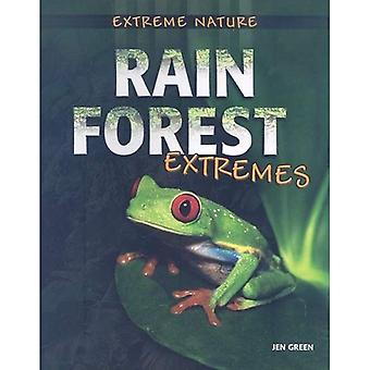Rain Forest ytterligheter (extrem art)
