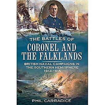 The Battles of Coronel and the Falklands: British Naval Campaigns in the Southern Hemisphere 1914-1915