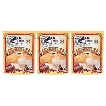 Brand pioniere paese salsiccia sugo Mix 3 pacchetto Pack
