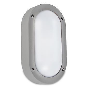Perus alumiini ulkona seinälle valaisin - LED-C4 05-9886-34-M1