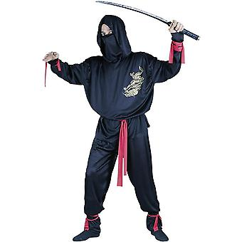 Adult Ninja Costume for Men