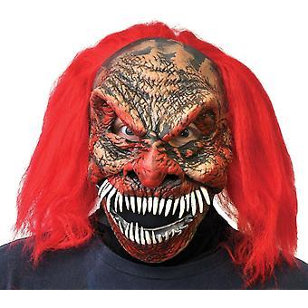 Dark Humor Latex Mask For Halloween