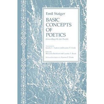 Grundläggande begrepp av poetik av Staiger & Emil