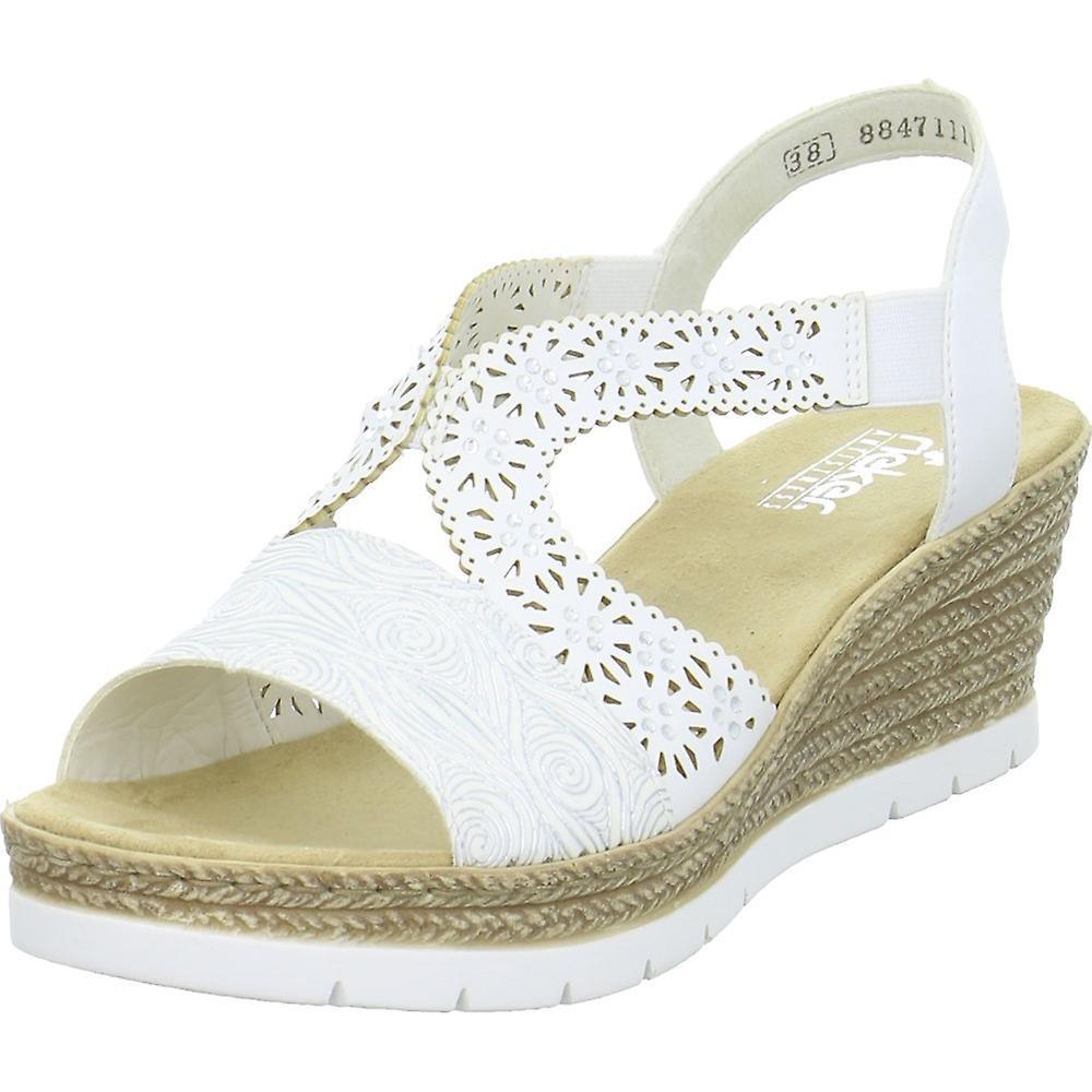 Rieker 61916 6191680 universal summer women shoes 6EV2y