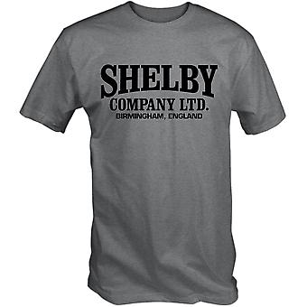 Shelby Company Ltd t shirt œillères peaky TV classique