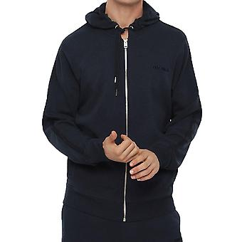 Diesel Brandon  Z Logo Lounge Hooded Zip Sweat