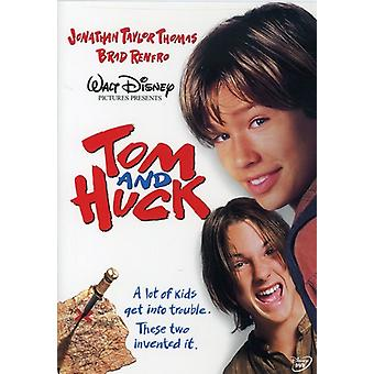 Tom & Huck [DVD] USA import