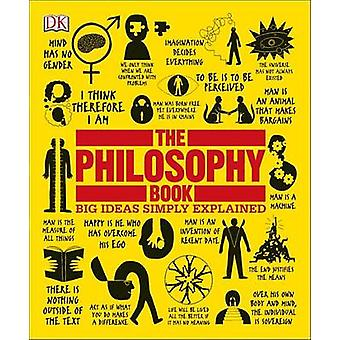 The Philosophy Book - Big Ideas Simply Explained by DK - 9781465458551
