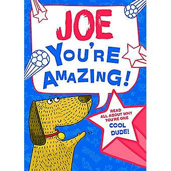 Joe You'Re Amazing - 9781785537981 Book