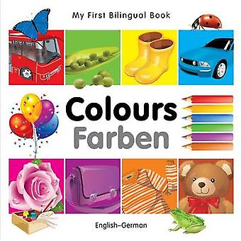 My First Bilingual Book - Colours (Bilingual edition) by Milet Publis