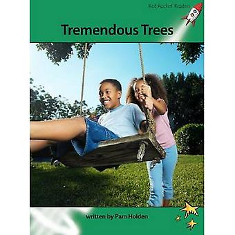 Tremendous Trees by Pam Holden - 9781927197370 Book