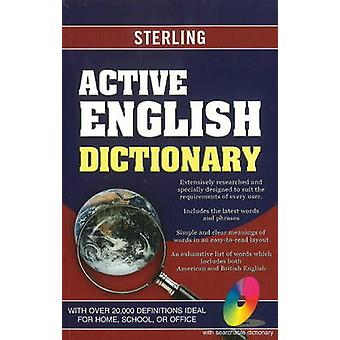 Sterling Active English Dictionary by Sterling Publishers - 978812075
