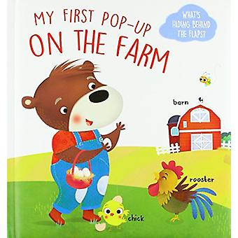 My First Pop Up - On the Farm by Yoyo Books - 9789463348027 Book