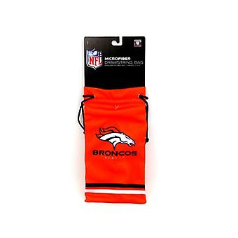 Denver Broncos NFL Microfiber Glasses Bag