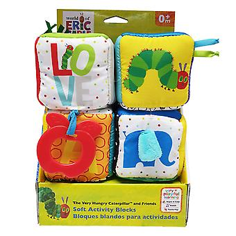 Eric Carle Soft Activity Block Set