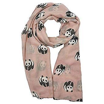 & reg; mujer gran verano Panda gasa envoltura delgada bufanda de estilo