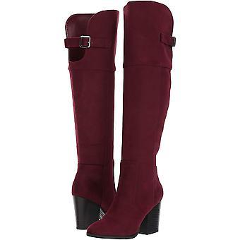 Easy Street Womens maxwell Closed Toe Knee High Fashion Boots
