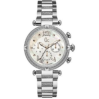 Gc Relojes Y16001L1M1MF CableChic Reloj de Mujer