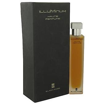 Illuminum black rose eau de parfum spray by illuminum 539403 100 ml
