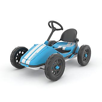 Chillafish Monzi-RS Foldable Pedal Go Kart Blue Ages 3-7 Years