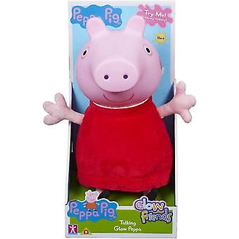 Greta Gris/Peppa Pig-talking Doll
