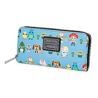Wallet - Disney - Toy Story 4 Chibi Characters wdwa0928