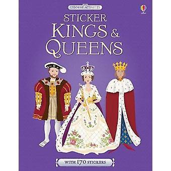 Sticker Kings & Queens by Anne Millard - 9781474947053 Book