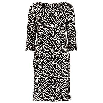 POMODORO Pomodoro Dress Camel Or Pink 11964