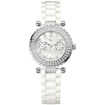 A28101l1 Quartz Analog Woman Watch with A28101L1 Ceramic Bracelet