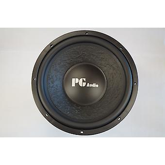 PG audio 1204 12 ' 30 cm subwoofer, woofer, subwoofer 600 Watt Max, new