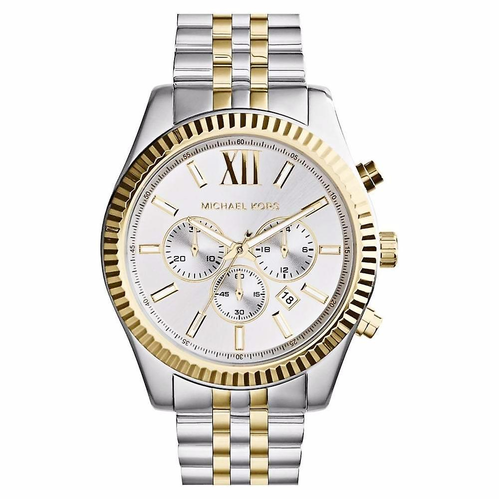 Michael Kors Men's Lexington Chronograph Watch MK8344