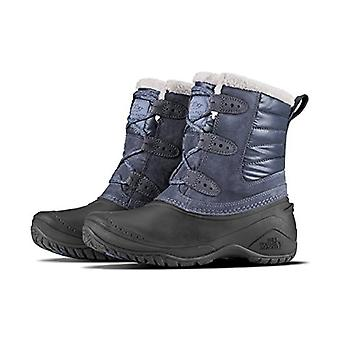 The North Face Womens Shellista II Shorty Fabric Cap Toe Ankle Cold Weather Boots