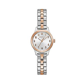 Caravelle New York Clock Donna Ref. 45L175