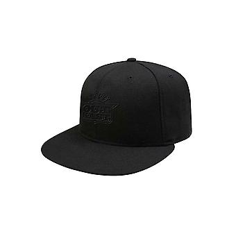 Outkast Baseball Cap Imperial Crown Black on Black Logo new Official Snapback