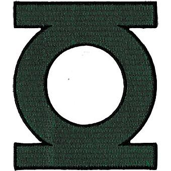 Patch - DC Comic - Green Lantern Logo Iron On Licensed Gifts Toys p-dc-0016