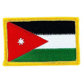 التصحيح التصحيح برود العلم الأردن الشارة الحرارية الأردن بلاسون