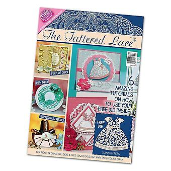 Tattered Lace The Magazine Issue 22, Multicoloured