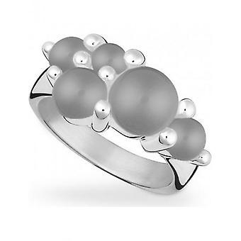 QUINN - Ring - Damen - Silber 925 - Weite 56 - 021256650