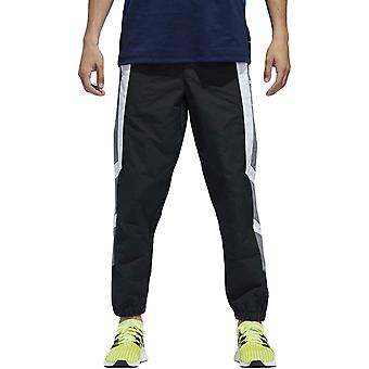 adidas Originals Mens EQT Colourblock Sports Windbreaker Track Pants - Black