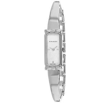 Nina Ricci Women's Classic Mother of Pearl Dial Watch - 22120