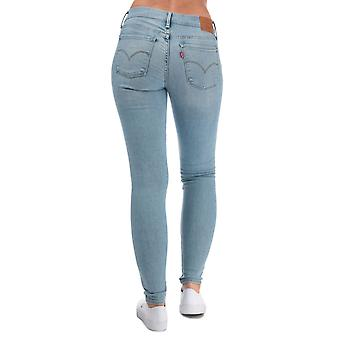 Womens Levi's 710 Super Skinny Jeans In Get A Clue