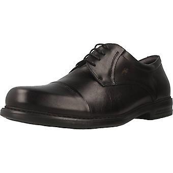 Fluchos jurk schoenen Simon-Lebanon zwarte kleur